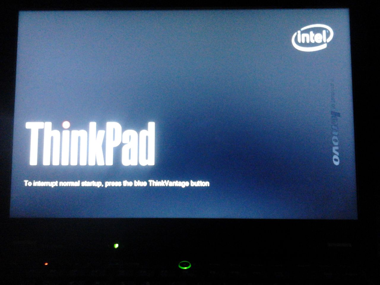 How-to update BIOS (on Thinkpad with Linux) – Sebalinux Blog